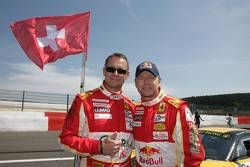 Michael Broniszewski en Philipp Peter