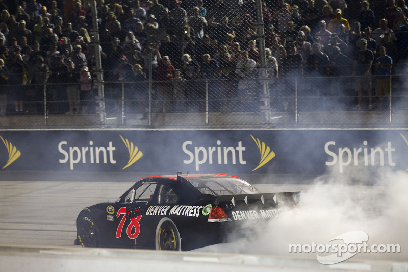 Regan Smith - Furniture Row Racing - Darlington 2011