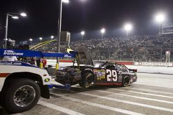 Crash Kevin Harvick, Richard Childress Racing Chevrolet