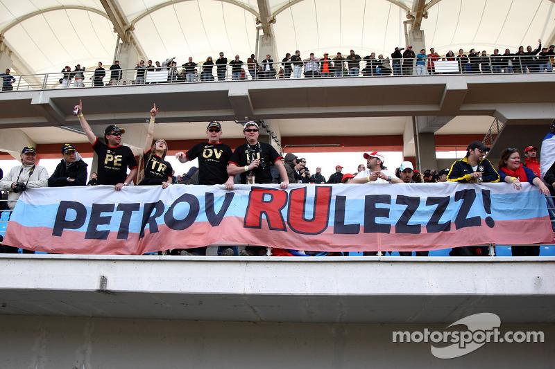 Pankart, Vitaly Petrov, Lotus Renault GP
