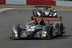 #93 Genoa Racing Formula Le Mans Oreca-09: Jens Petersen, Elton Julian, Christian Zugel