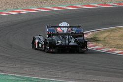 Mik Corse Zytek 09 Hybrid : Maximo Cortes, Ferdinando Geri, Giacomo Piccini
