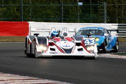 #43 RLR msport MG Lola EX265-AER: Barry Gates, Rob Garofall, Simon Phillips
