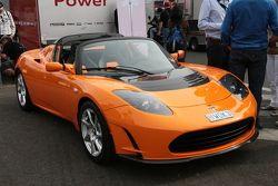 Elektrische Tesla Roadster