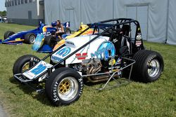 Dirt sprint car