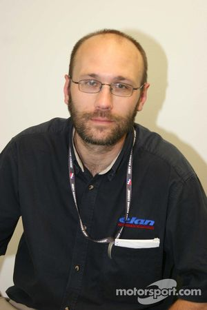 Simon Marshall, Chief Designer of the Panoz chassis