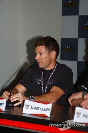 Press conference: Scott Sharp