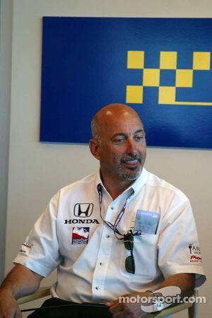 Rahal Letterman Racing press conference: Bobby Rahal