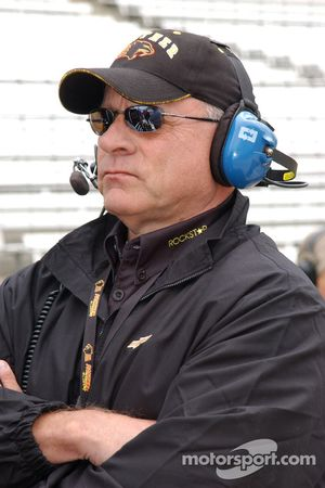 Panther Racing co-owner Gary Padigo