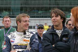 Sébastien Bourdais and Bruno Junqueira
