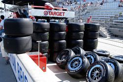 Target tires tiered for the track