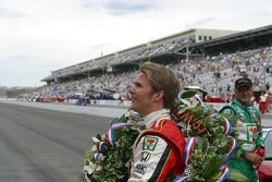 Dan Wheldon, ganador de las 500 Millas de Indianápolis 2005