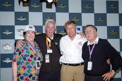 AARWBA press conference: Dusty Brandel, Dick Mittman, Michael Knight and Bill Marvel