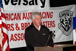 AAWRBA breakfast: Dick Mittman retells old tales as he describes the Jugger award