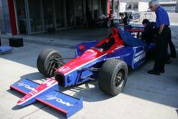 Car of Jeff Bucknum
