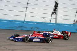 Roger Yasukawa et Darren Manning