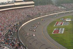 Start zum IRL-Rennen in Richmond 2005