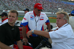Ed Carpenter and Larry Curry