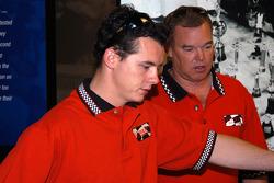 Al Unser III and Al Unser, Jr.