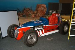 Al Unser, Sr.'s 1963 Pikes Peak entry, with engine by brother Louie