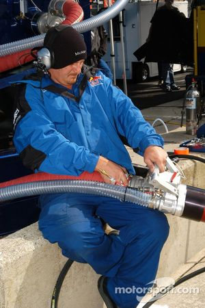 Filler nozzles need attention to work properly