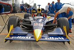 Red Bull Cheever Racing had a good chance for a win