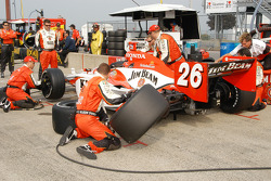 Practice pit stops