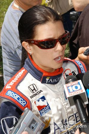 Interview with Danica Patrick