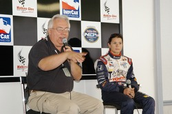 Mike Paz interviews Danica Patrick