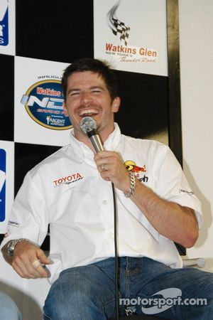 Interview with Patrick Carpentier