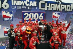 2006 IndyCar series champion Sam Hornish Jr.