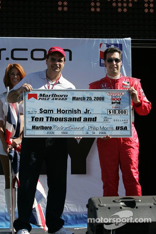 Sam Hornish Jr.