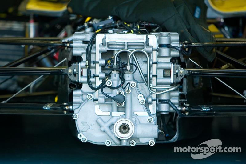 Boîte de vitesses IndyCar