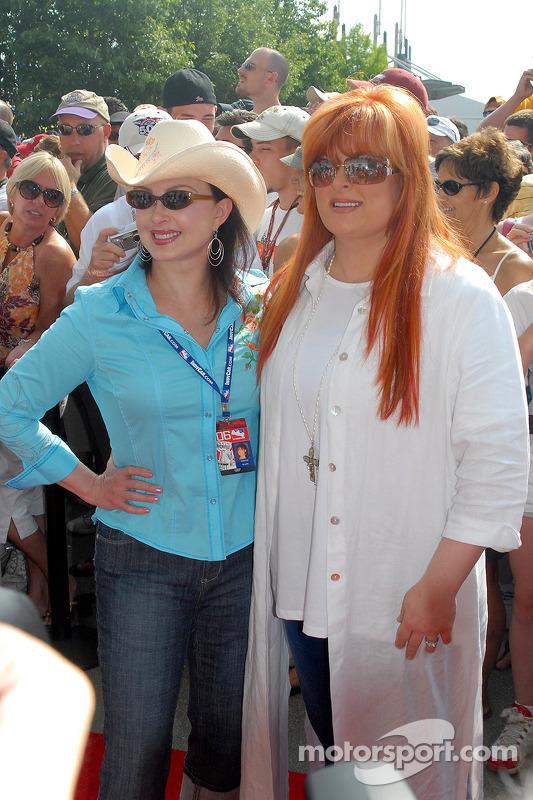 Naomi et Wynonna Judd