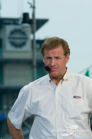 ABC TV Analyst Rusty Wallace