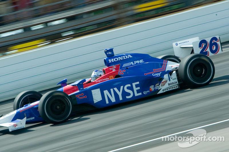 2006: Марко Андретти (2-е место)