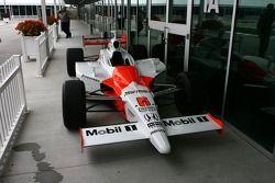La voiture championne 2006