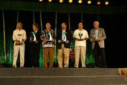 Les vainqueurs des trophées