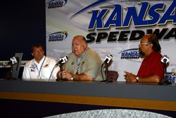 Press conference: Panther Racing co-owner John Barnes
