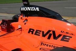 A new sponsor at Panther Racing