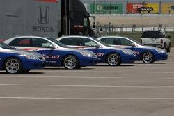Honda Accord Hybrid pace cars