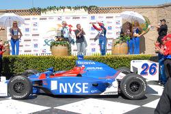 Podium: Marco Andretti