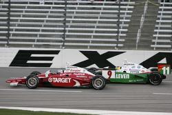 Scott Dixon and Tony Kanaan