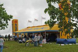 Suzuki booth