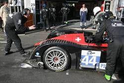 Pitstop #44 Extreme Limite AM Paris Norma M200P - Judd: Fabien Rosier, Jean-Pierre Luco, Maurice Bas