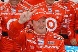Scott Dixon victorious both years