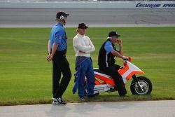 Buddy Rice et Rick Mears