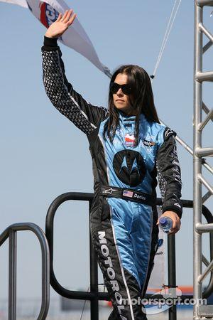 Presentación de pilotos: Danica Patrick