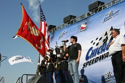 National Anthem performed by Toryn Green, lead singer of Fuel