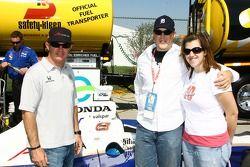 Le gagnant de DownForce aura son nom sur la voiture de Buddy Rice au Chicagoland Speedway